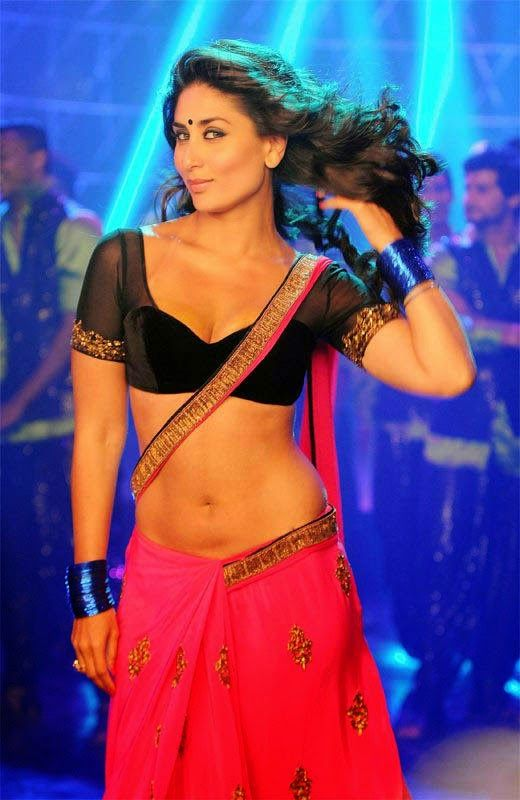 Enjoy #KareenaKapoor Hot Navel Song #HalkatJawani From Her