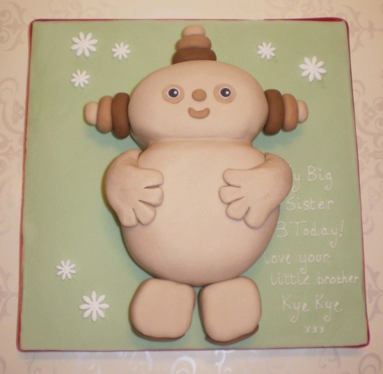Cake Decorating Course Worthing : 1000+ images about In the night garden on Pinterest ...