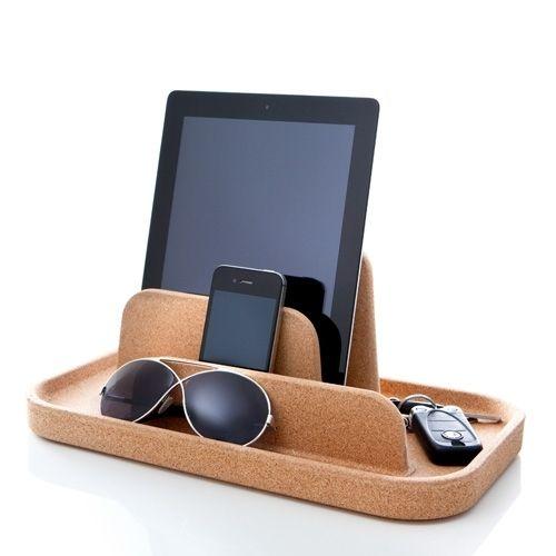 Woonblog - bureau accessoires - tafelorganizer Royal vkb - kurk - Interieuradvies en verkoopstyling op maat by Flow Design