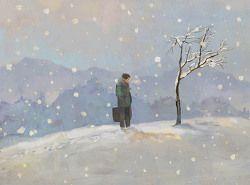 겨울 그림