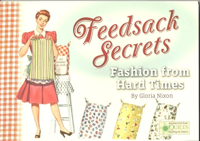 17 Best images about flour sack and feed sack dresses on ...