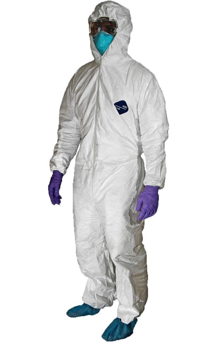 Ebola Survival Kit Hazmat Suit Bio Protective Equipment | eBay