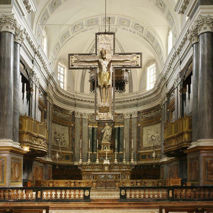 Cattedrale di Sant'Eusebio a Vercelli   Scopri di più nella sezione Itinerari del portale #cittaecattedrali
