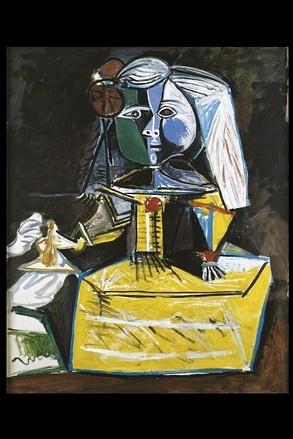 "Picasso,  ""Las Meninas - Infanta Margarita Maria"", 1957,"