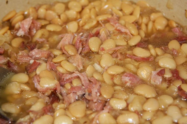 Ham Bone Amp Beans Yummy In My Tummy Pinterest Beans Hams And Ham Bone