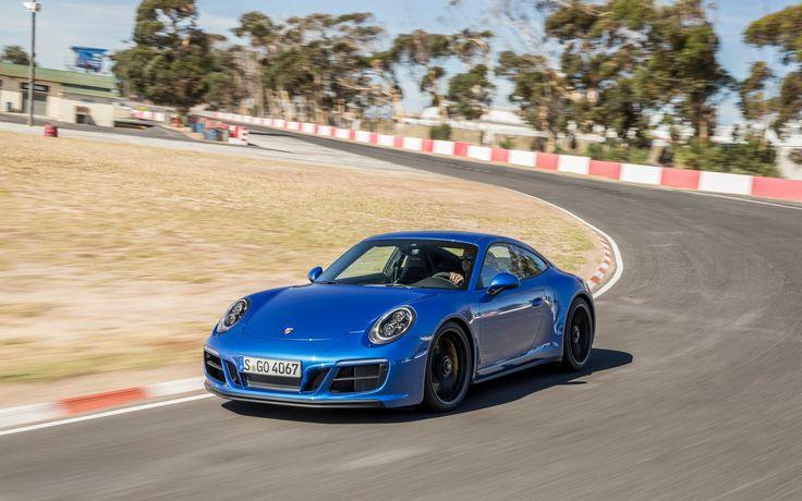 Porsche 911 Carrera GTS 2018 - Une direction fine et un amortissement parfaitement maîtrisé sur circuit., photo 7/23