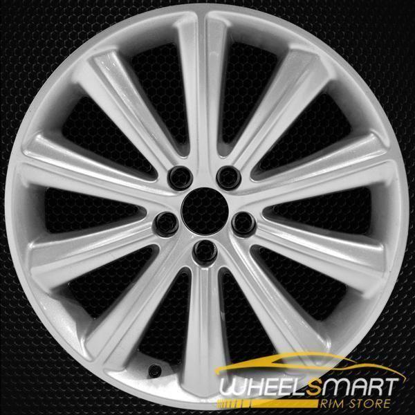 20 Ford Flex Oem Wheel 2013 2018 Silver Alloy Stock Rim 3934