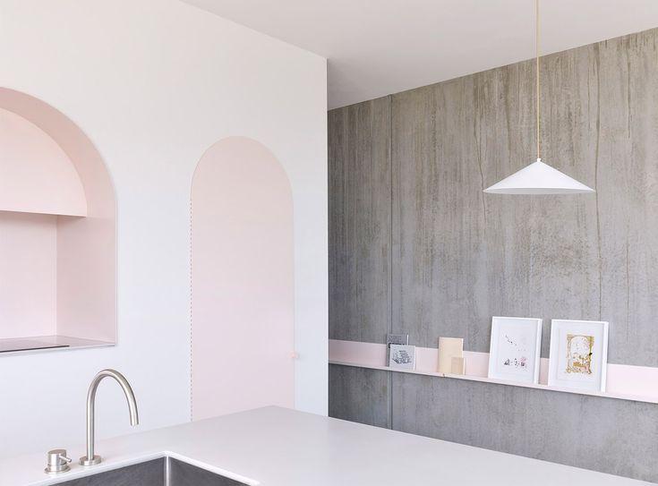 Board Grove Melbourne Apartment Thisispaper What We Save Saves Us Architect DesignInterior