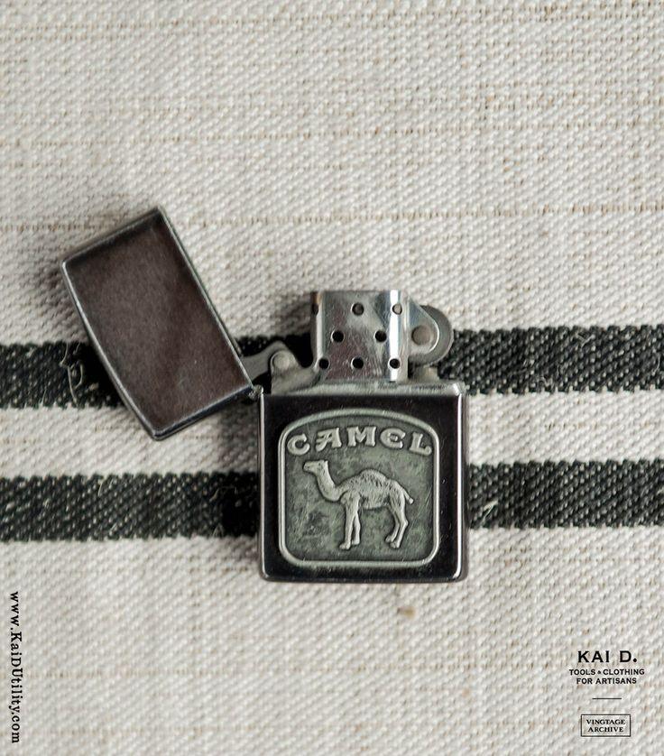 Vintage Camel Lighter
