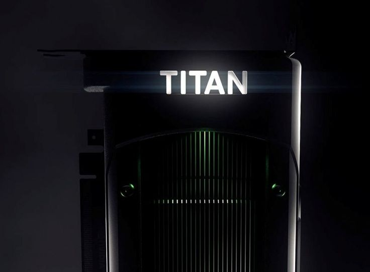 The great TITAN X