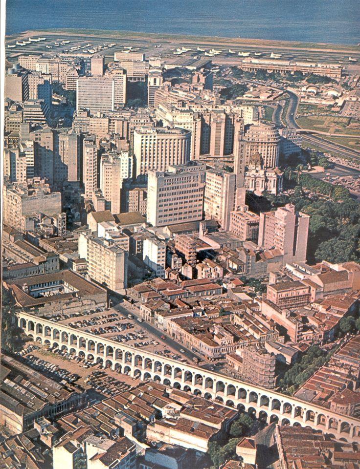 ARCOS DA LAPA - 1968
