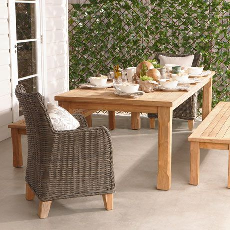 Umbria 3 Piece Dining Package | Freedom Furniture and Homewares $2499 #freedomaustralia