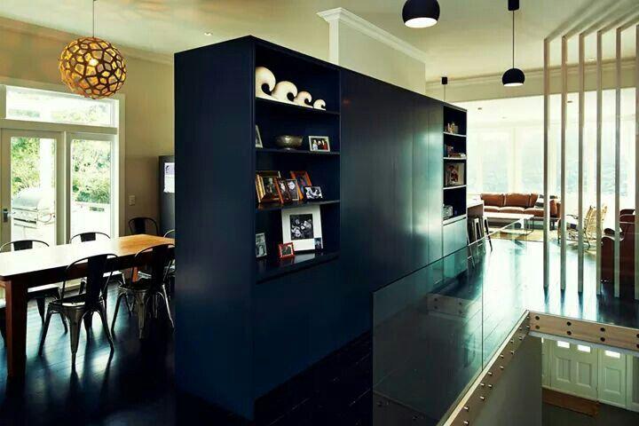 Solari Architects - Wadestown House - joinery unit