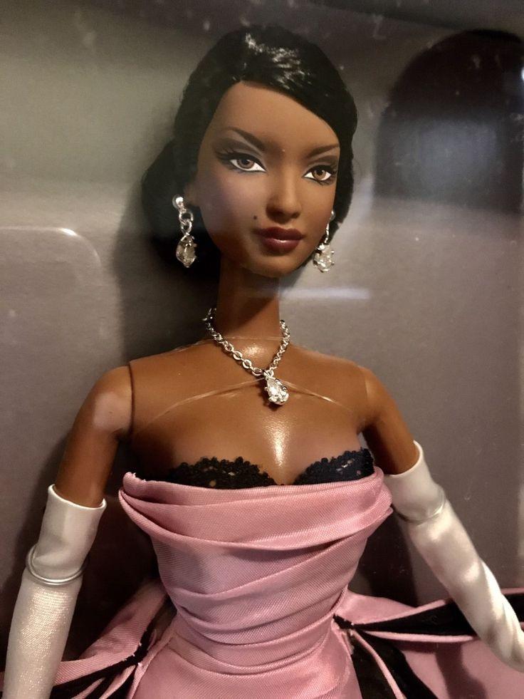 NRFB - 2006 2 DOLLS Film Noir Barbie Convention Dolls LE 150 And LE 500 | eBay