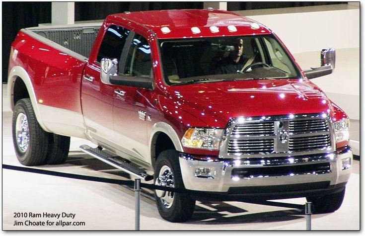 Dodge Ram 2500 SLT Heavy Duty Long