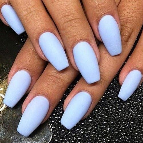 Best Acrylic Nails for 2018 – 54 Trending Acrylic Nail Designs This post contains affiliate links. We are independently owned and opinions e… #acrylicnails