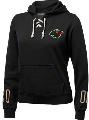Minnesota wild hoodie