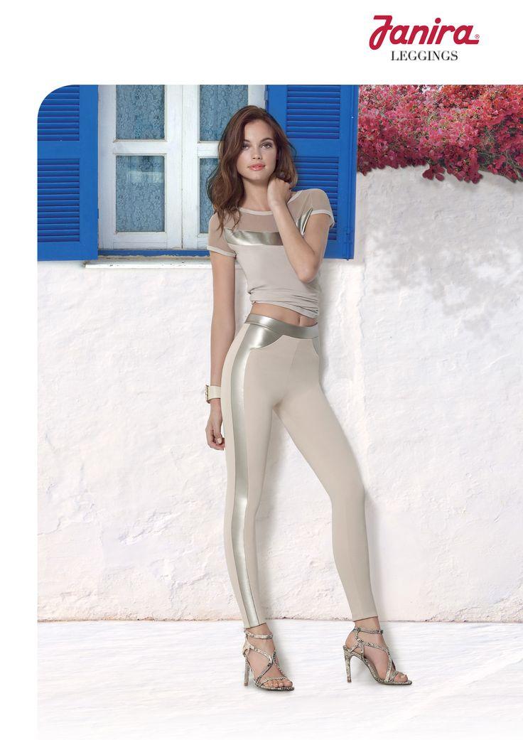 #legging #mykonos #janira #pespunttes #gijon www.mimodaintima.es