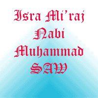 Gambar DP BBM dan Animasi Peringatan Isra Mi'Raj Nabi Muhammad SAW –Isra Mi'raj merupakanperjalanan satu malam yang dilakukan oleh Nabi Muhammad S.A.W dari Masjidil Haram di Mek…