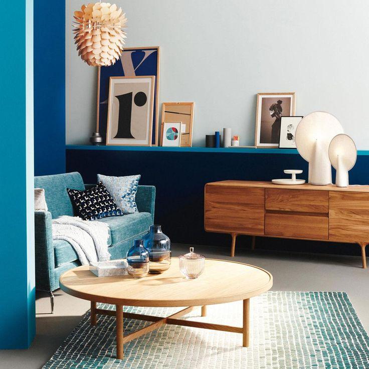 Die besten 25+ Blaues sofa Ideen auf Pinterest | Blaues sofa ...
