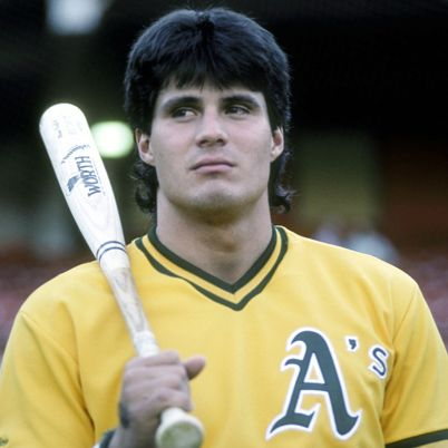 Jose Canseco: baseball player