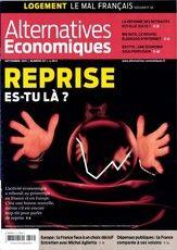Alternatives économiques porte un regard original sur l'actualité économique en s'interrogeant sur les enjeux sociaux de la mondialisation et du capitalisme.