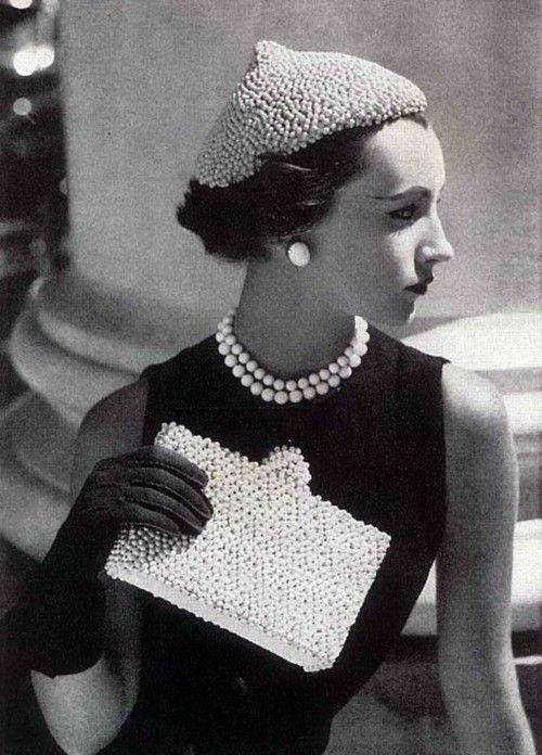 Pearls. pearls, pearls