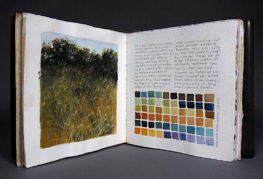 lovely sketchbook