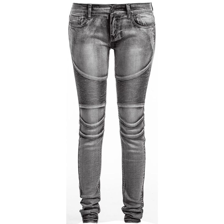Biker Pants Jeans »Biker Pants« | Buy now at EMP | More Basics Jeans available online ✓ Unbeatable prices!