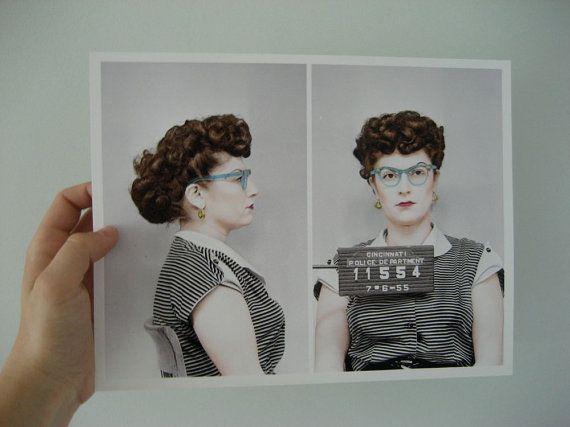 Best Bad Bad Girls Images On Pinterest Vintage Images Bad - 15 vintage bad girl mugshots from between the 1940s and 1960s