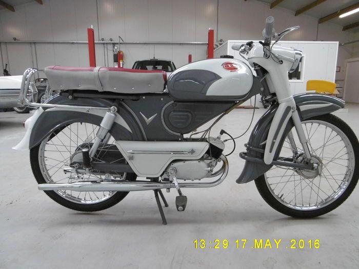 Eysink 49cc Kampioen Bromfiets - 1965.