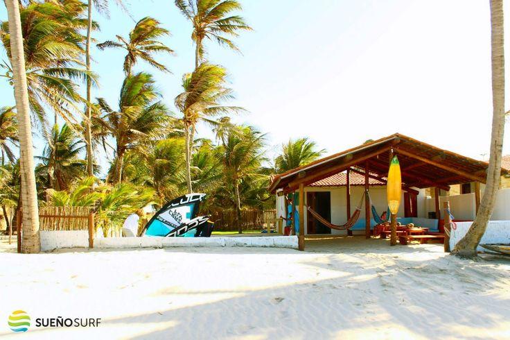 Sueño Surf #Kitesurfing School and Center
