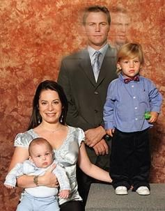 Piper and Leo the Family Portrait / Forever Charmed