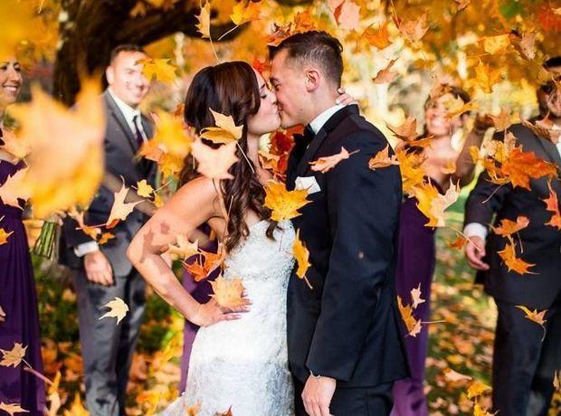 Ιδέες για φθινοπωρινό γάμο - Living | Ladylike.gr