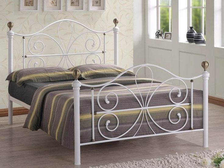 the 25+ best ideas about metal double bed on pinterest | asian