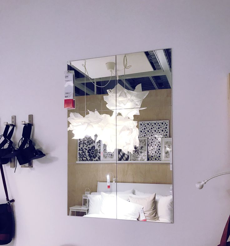 IKEA Lots mirror for Hallway 1