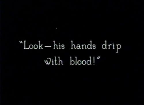 rot-and-roll: Don Juan, 1926.