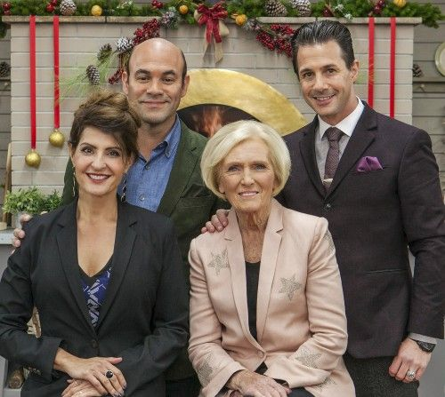 The Great Holiday Baking Show Premieres On ABC Tonight (VIDEO) | Gossip & Gab