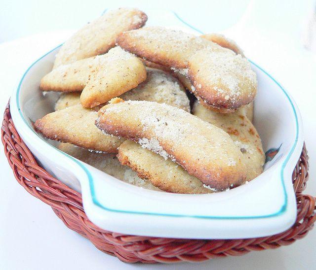Ricette Bimby: Vanillekipferl Bimby: Biscotti di Natale
