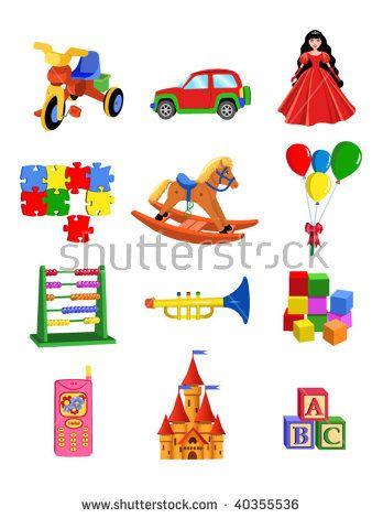 vector toys