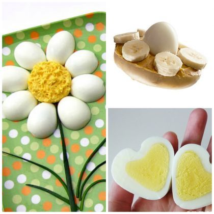 Hard-cooked (or hard-boiled) eggs are a convenient and affordable source of protein. Whether they're leftover from Easter or you simply made a big batch, having them on hand means you have the components of a satisfying breakfast, lunch, dinner, snack, you name it.