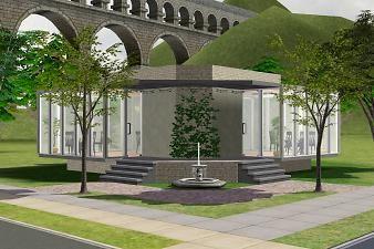 Mod The Sims - Widokova Restaurant [no CC]
