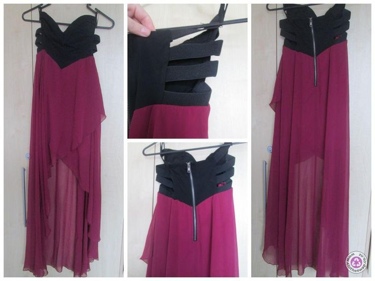 Clotheswap - Saint James Hi-Lo Dress