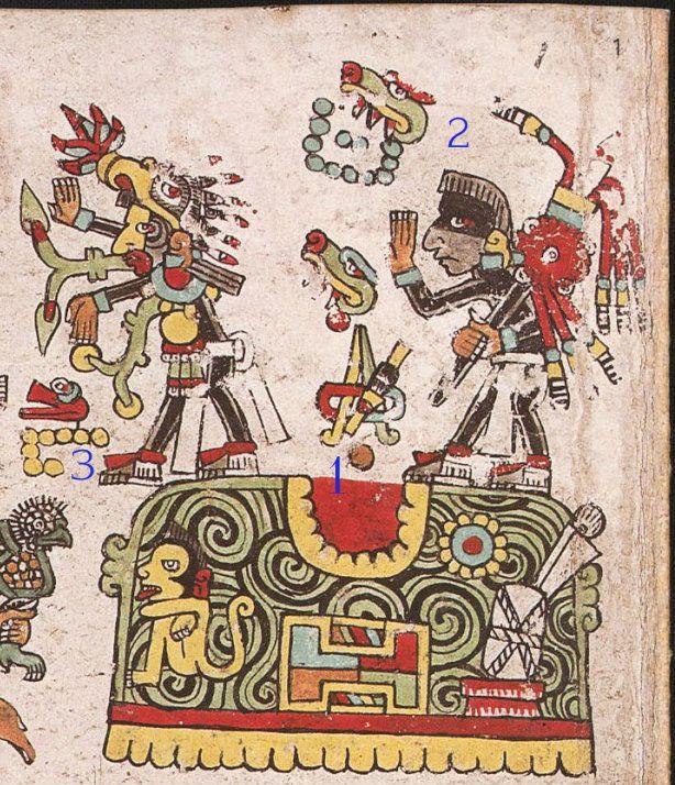 1. En esta misma fecha, en el Cerro del Mono, del Juego de Pelota y el culto a los muertos sagrados,