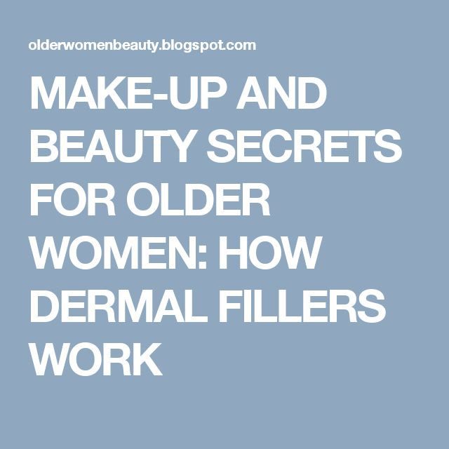 1000 Ideas About Dermal Fillers On Pinterest Anti Aging