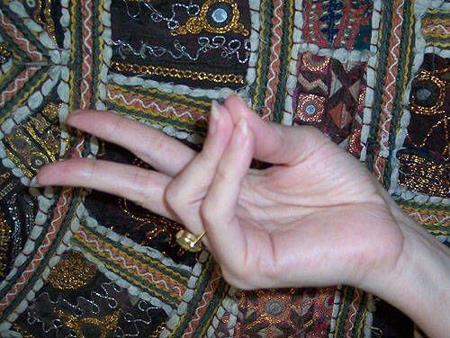 manos curativas prana mundra