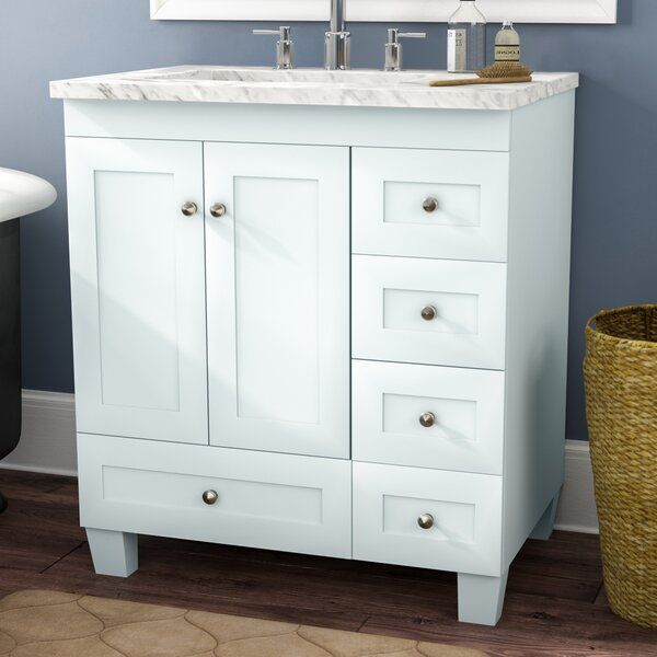 Eviva S Best Selling Bathroom Vanity The Acclaim Is Now Available In Sizes 24 28 Or 30 Inches To M In 2020 Single Bathroom Vanity Bathroom Vanity Bathroom Furniture