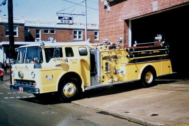 1962 Ford Barton American In Annapolis Maryland In 2020 With Images Fire Trucks Fire Service Fire Rescue