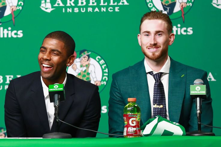 Gordon Hayward and Kyrie Irving might have been teammates in 2014 if not for LeBron James