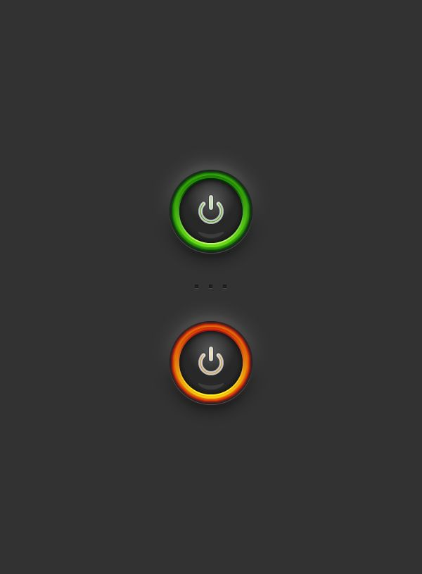 Create a Simple Power Button in Adobe Illustrator
